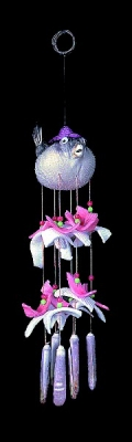 Shell Wind Chimes-206