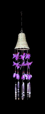 Shell Wind Chimes-215