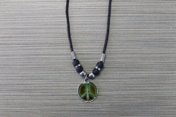 N-8463 - Mood Fashion Necklace - Peace